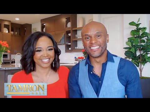 Kenny-Lattimore-Judge-Faith-Jenkins-On-Getting-Married-Days-Before-the-World-Shut-Down
