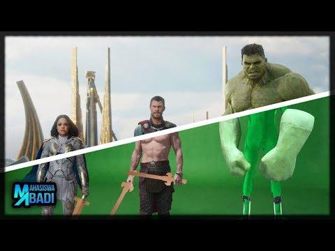 Dikira Keren Padahal Film Terkenal Ini Terlihat SANGAT LUCU Tanpa Bantuan Efek CGI