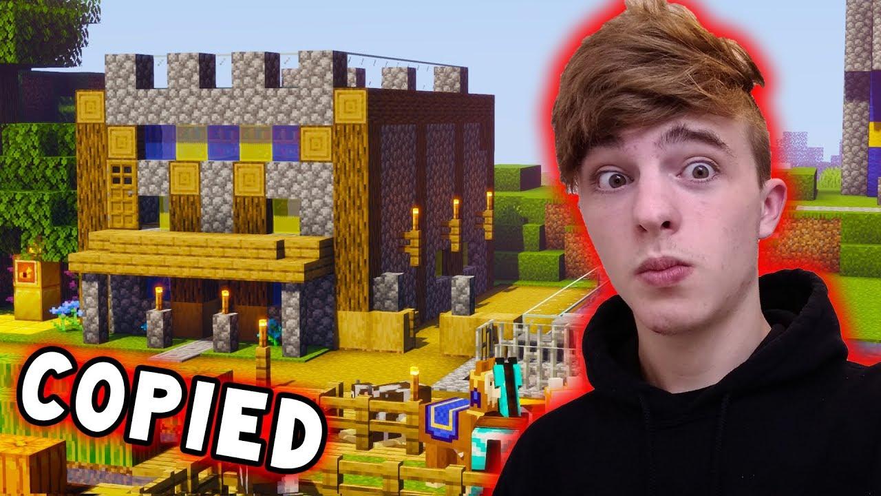 I Recreated Pewdiepies Minecraft World Download It