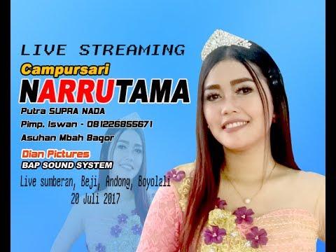 Live Streaming  Dian Pictures NARRUTAMA PUTRA SUPRA NADA // SUMBERAN//BEJI//ANDONG//BOYOLALI