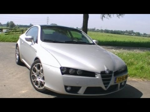 alfa romeo brera 3 2 v6 revving accelerating sound youtube. Black Bedroom Furniture Sets. Home Design Ideas