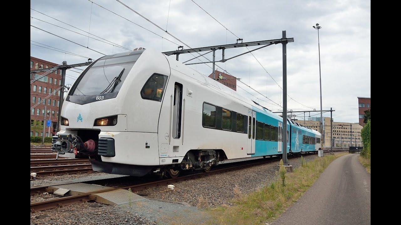 Euro Rails 250 - De nieuwe Stadler WINK