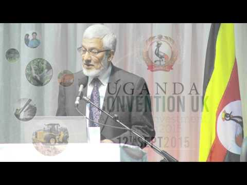 Remarks by  Jaffer Kapasi OBE, Uganda-Honorary Counsel for Leicester and East Midland