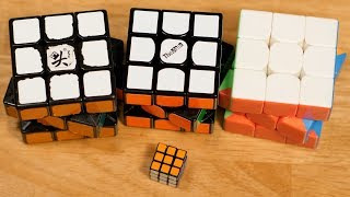 What is the Best Mini 3x3 Speed Cube Right Now?