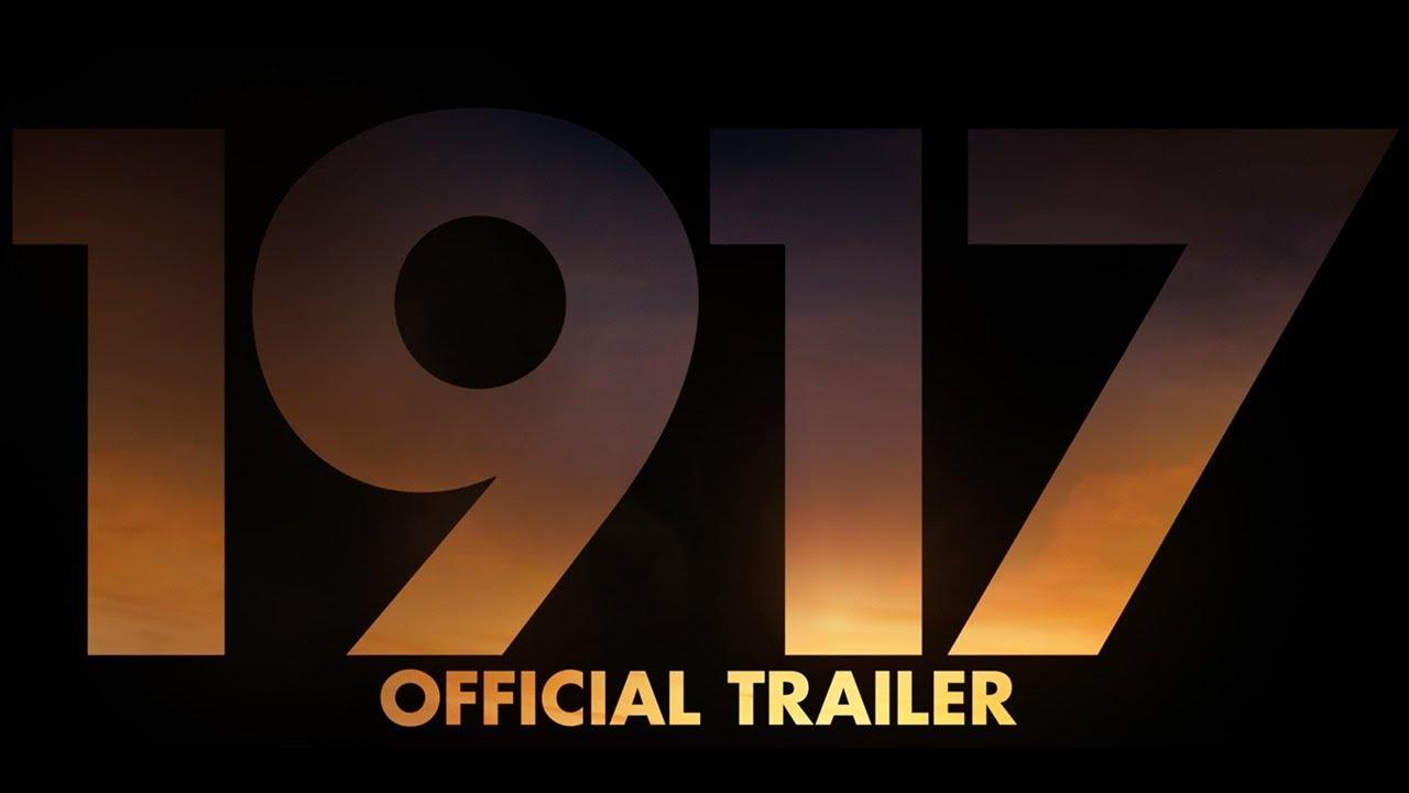 1917 trailer door Sam Mendes