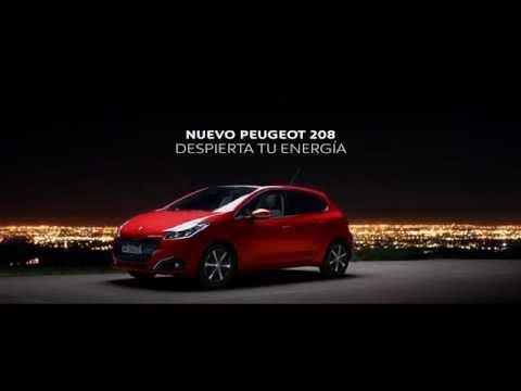 Nuevo Peugeot 208 | Despierta Tu Energía