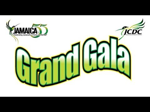 Jamaica 55 Grand Gala: The Jamaica 55 Independence Festival will culminate with the Grand Gala. T...