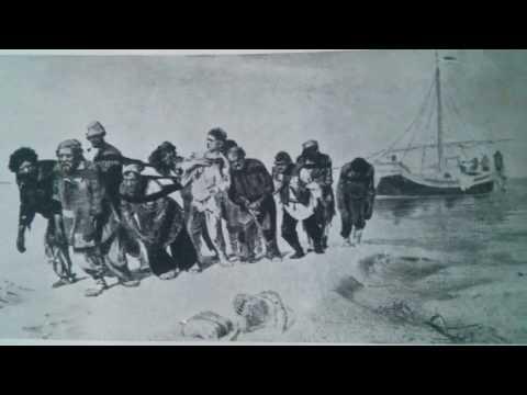 Ilya Repin - Barge Haulers on the Volga 1870 - 1873