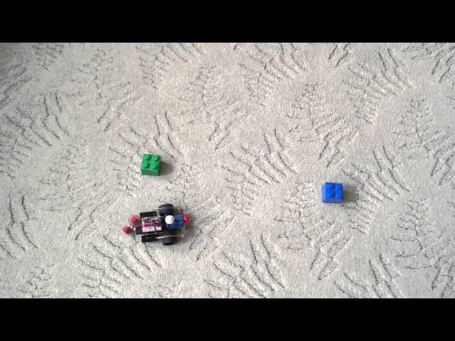 Digispark: robot