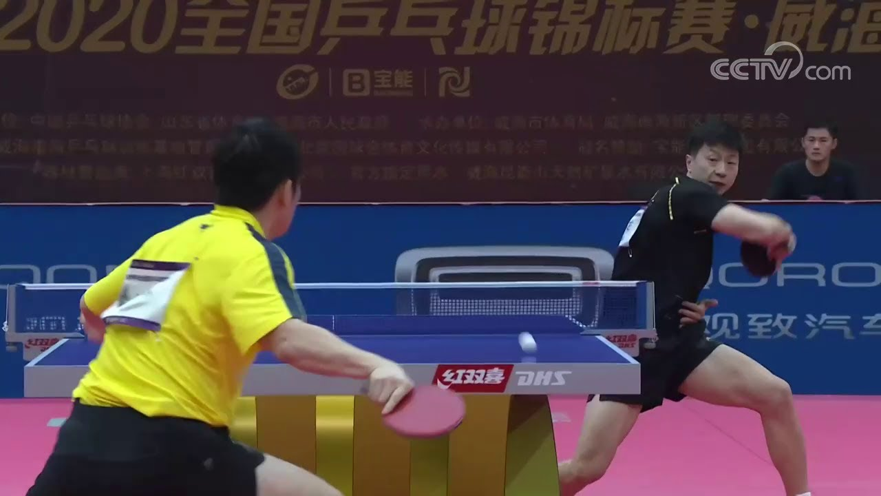 Download Ma Long vs Fan Zhendong | MS-Final - 2020 Chinese National Championship