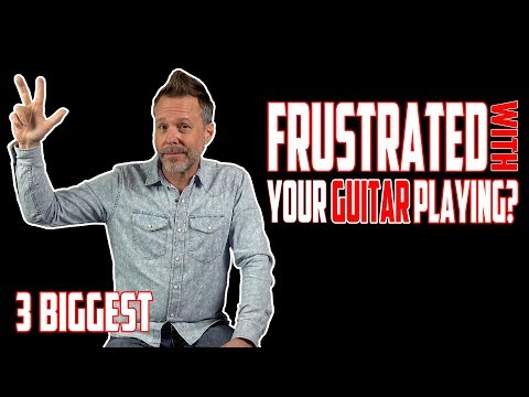 Biggest Challenges That ALL Guitarists Go Through and How to Overcome Them