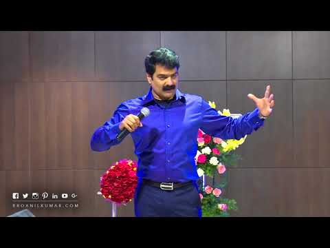 Bro Anil Kumar at The Father's House Church Vijayawada - Episode#2