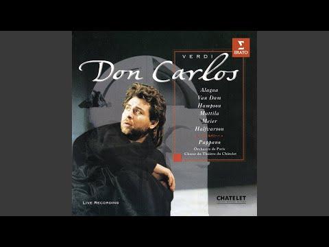 Don Carlos, Act 5: