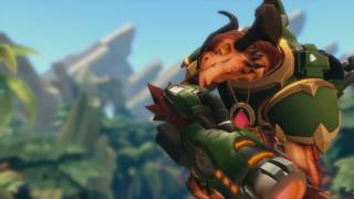 Paladins: Champions of the Realm - All Drogoz Dreadhunter's Quotes