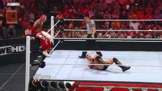 Raw: Rey Mysterio vs. The Miz - WWE Championship Tournament Finals ...