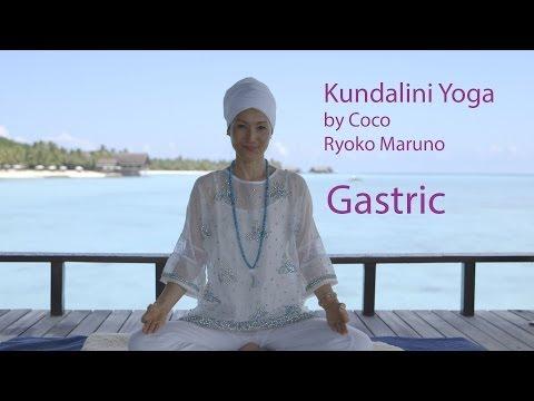 Kundalini Yoga - Gastric troubles