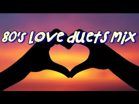 OUR BEST 80's LOVE DUETS MIX by DJ R&B