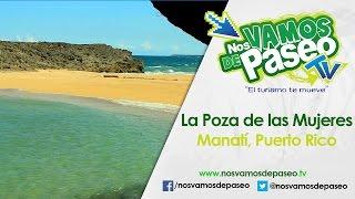 Playa La Poza de Las Mujeres, Manati, P.R.