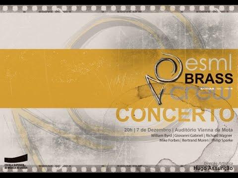 ESML BRASS CREW   Sonata Pian'e Forte   Giovanni Gabrielli