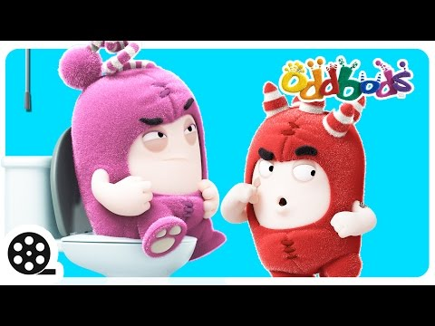 Oddbods  Gross Out  Funny Cartoons For Children