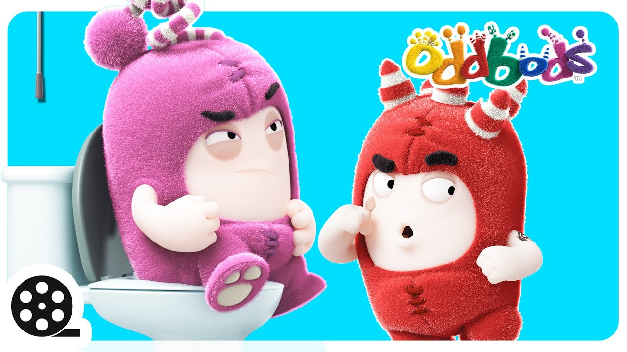 Oddbods - Gross Out | Funny Cartoons For Children