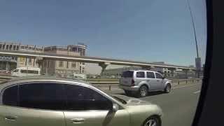 Дорога из Дубая в Абу-Даби (Май 2014 года) - ВИДЕО-1(Дорога из Дубая в Абу-Даби., 2014-06-01T11:39:48.000Z)