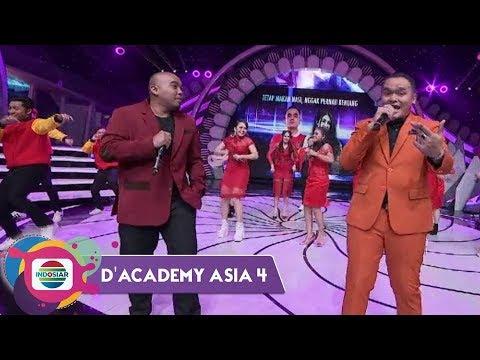 KERENNNN!!! Inilah Launching Lagu HBD 24 Indosiar - DA Asia 4