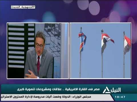 رؤية د/يسري الشرقاوي حول التقارب المصري الإفريقي