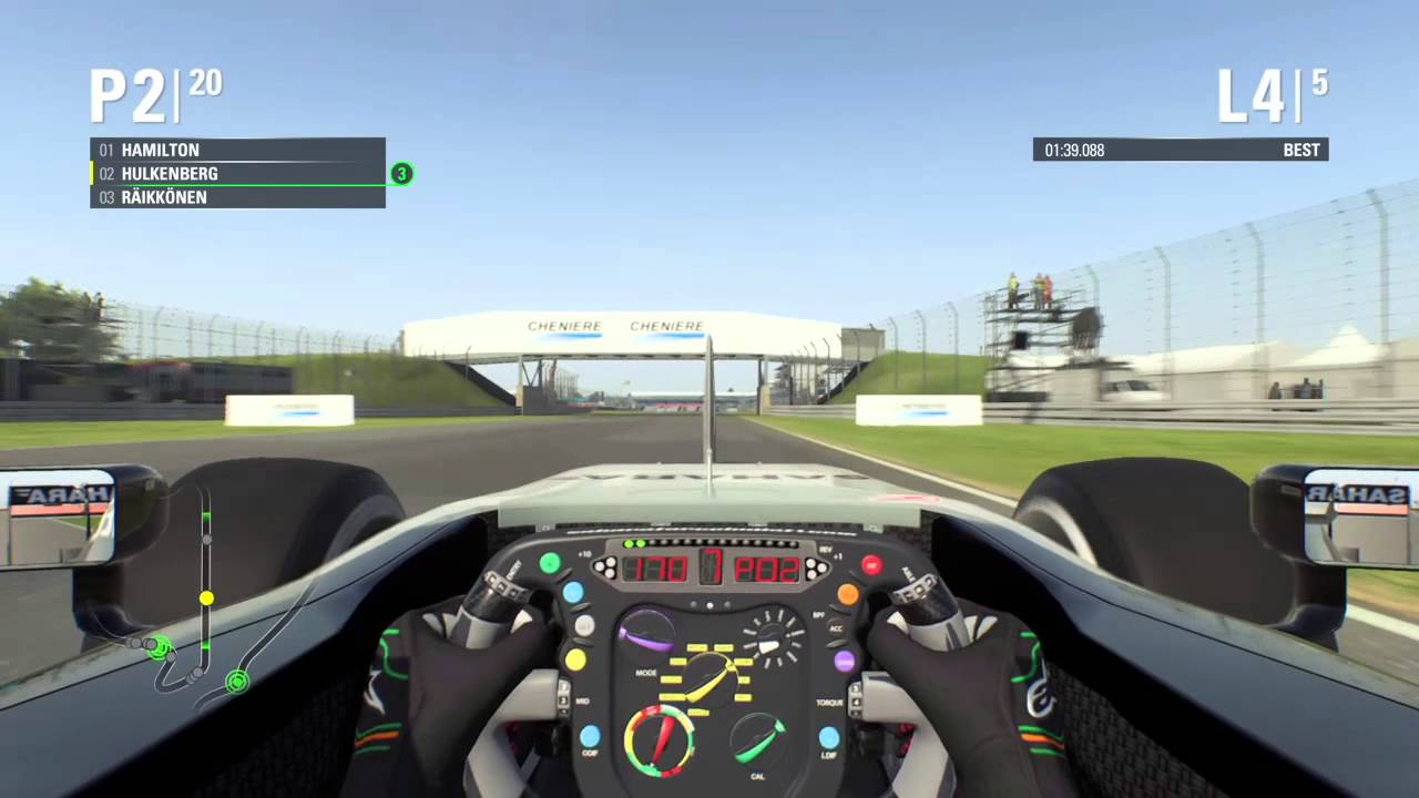 Project Cars  Kers