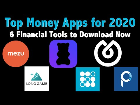6 BEST Money Apps To Download For 2020