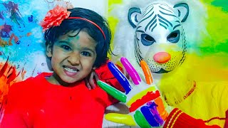 Learn Colours | Learn Colours for Kids | Learn Colours with Baby | Kaju Toys Review