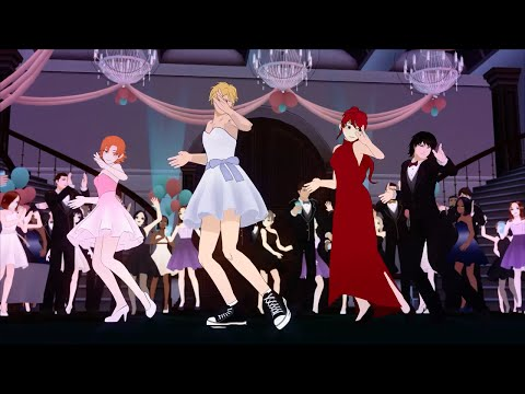 The Ultimate RWBY Dance Party!