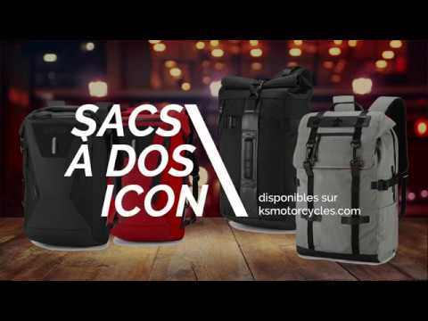 b38c714cba Sacs à Dos ICON 1000 🎒 - ADVOKAT 2 - DREADNAUGHT™ - SLINGBAG™ - YouTube