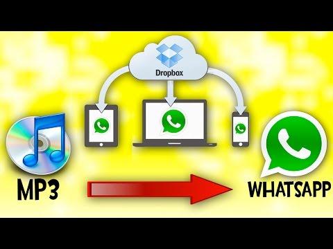 Cómo enviar música mp3 por WhatsApp | Truco fácil y gratuíto