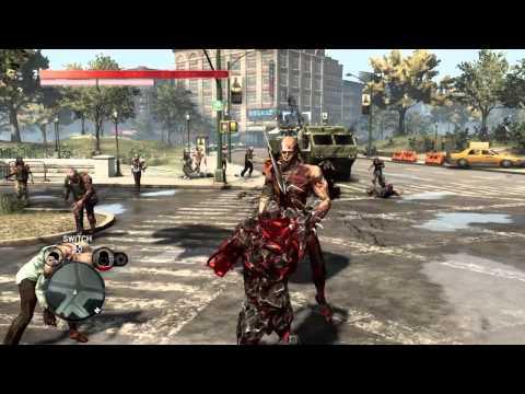 [PROTOTYPE®2] ps4 gameplay freeroaming #3 thumbnail