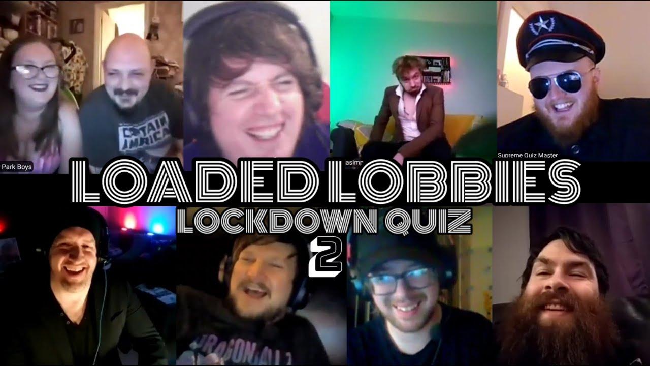 Lockdown Quiz 2: Electric Boogaloo
