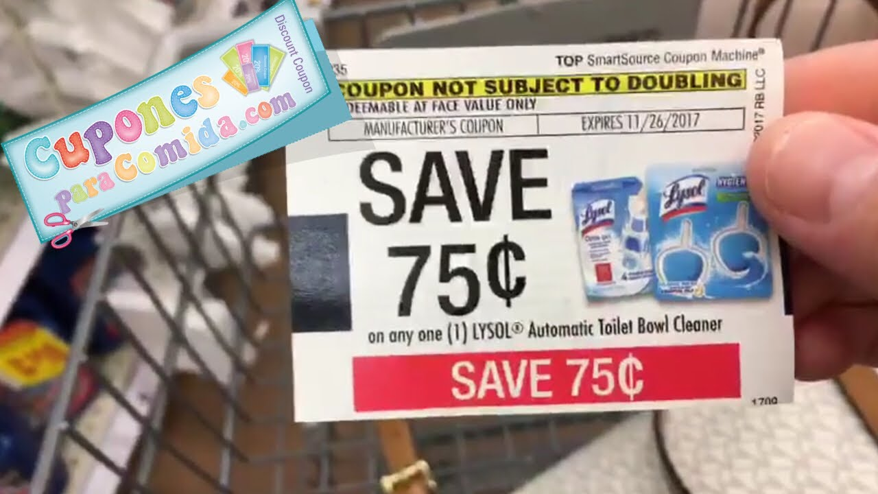 coupon not subject to doubling