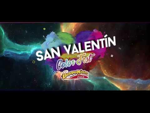 Spot tv San Valentin Color FEST BMCC