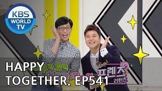 Happy Together I 해피투게더 - Yoo Minsang, Park Sungkwang [ENG/2018.06.07]