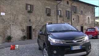 GREAT WALL VOLEEX C20R 2013 - TEST DRIVE