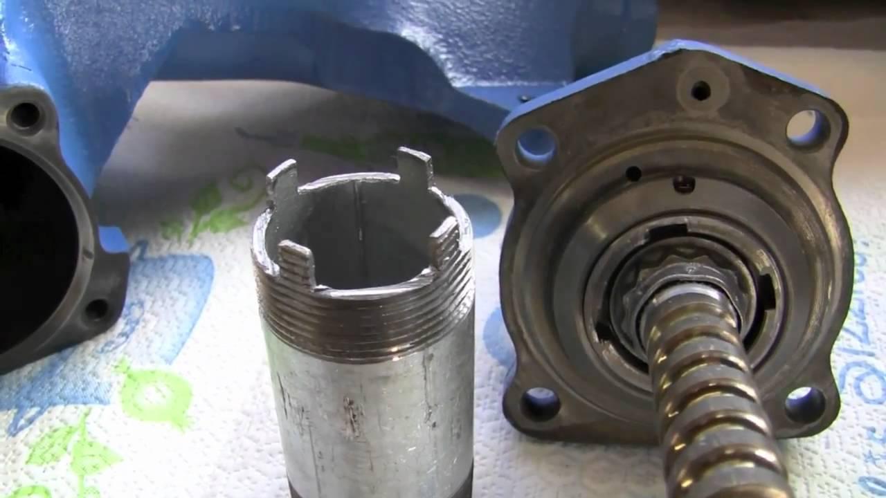 Ford Power Steering (ThompsonBox)