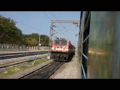 INDIAN RAILWAYS Full Journey Highlights: Onboard 12285 Duronto Express | Part1 Secunderabad Nagpur