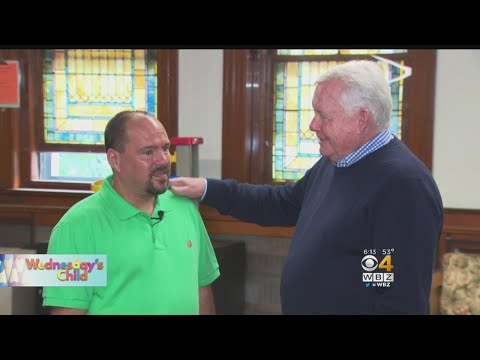Jack Williams Reunites With One Of The First Wednesday's Children