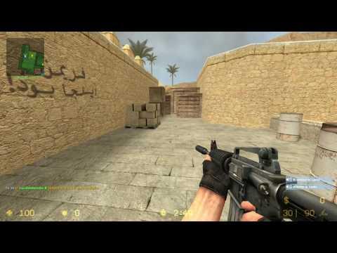 Counter Strike: Source - Vários Mapas - Eps218