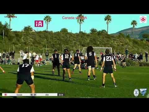 Canada U18 Vs USA - Games 3 And 4