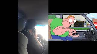 GET OUT OF MY CAR!!! (Original/Animated Comparison)
