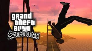 GTA San Andreas - Parkour Mod 2015
