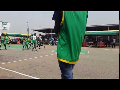 sprite ball -Ghana