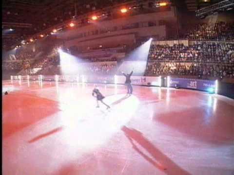 2006 - Show Gorshkova - Elena Berezhnaya & Anton Sikharulidze - Chaplin