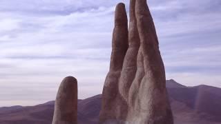 Mano del desierto  PROA, al rescate del patrimonio de Antofagasta